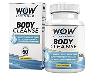 Wow Body Cleanse - Number #1 Colon Cleanse, New & Improved Formula. Before Looking to Shed the Pounds Use This Amazing Detox Cleanse To Jump Start Your Weight Loss Efforts. Flushing Harmful Waste Helps Remove Stubborn Belly Fat Making You Feel Lighter and