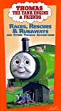 Thomas The Tank Engine and Friends - Races, Rescues & Runaways [VHS]
