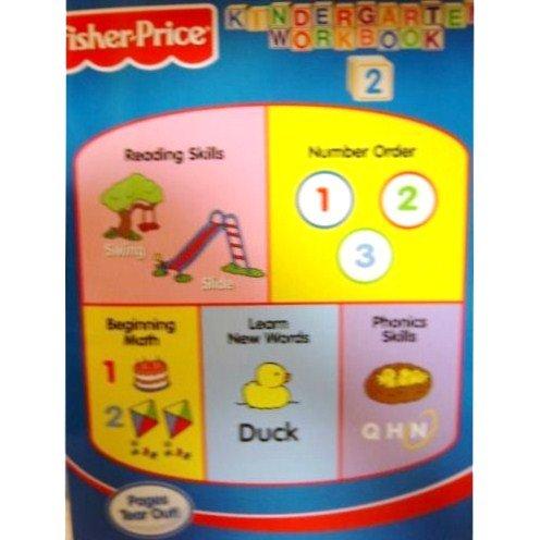 FISHER-PRICE (6 WORKBOOKS) - 1