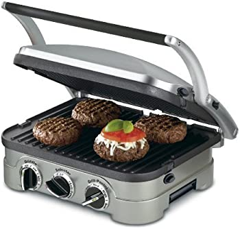 Cuisinart 4-In-1 Griddle/Panini Press