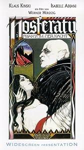 Nosferatu-Phantom Der Nacht [VHS]