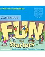 Fun for Starters Audio CD