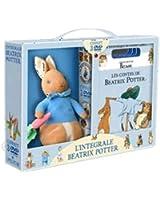 Coffret Beatrix Potter 3 DVD [inclus 1 peluche]