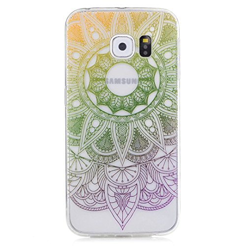 kshop-accessory-for-samsung-galaxy-s6-edge-case-cover-soft-tpu-silicone-transparent-clear-ultra-slim