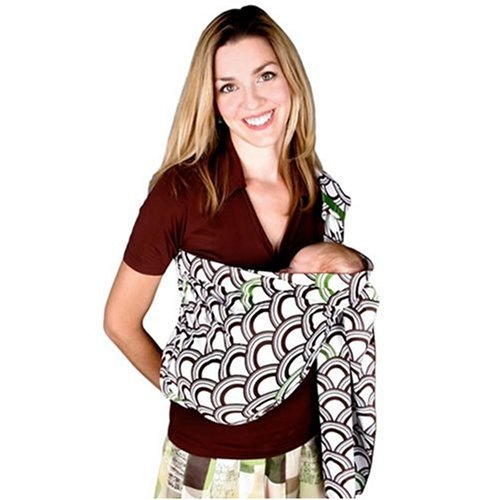 Zolowear Cotton Baby Sling Coco, Small front-351447