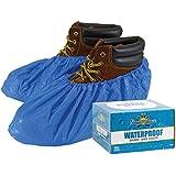 Waterproof ShuBee® Shoe Covers - Light Blue (40 Pair)