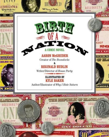 Image for Birth of a Nation: A Comic Novel