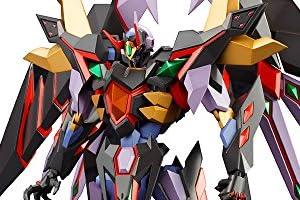 第3次スーパーロボット大戦Z 天獄篇 シュロウガ・シン 全高約181mm NONスケール 色分け済み プラモデル
