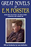 Image of Great Novels of E. M. Forster: Where Angels Fear to Tread, The Longest Journey, A Room with a View, Howards End