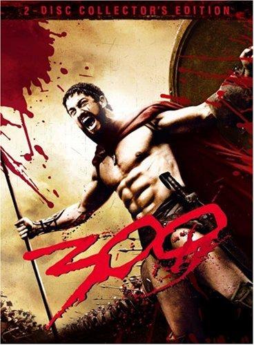 300 (2-DVD Collectors Edition in Sonderverpackung mit Helm + 32 seitigem Buch und Sammelkarten - streng limitiert)