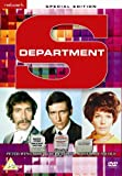Department S - Complete Series - 8-DVD Box Set [ NON-USA FORMAT, PAL, Reg.2 Import - United Kingdom ]