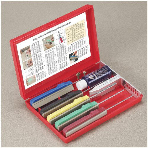Gatco 10005 5-Stone Sharpening System front-247258