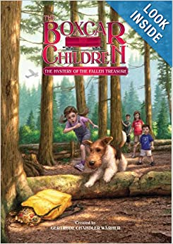 The Boxcar Children: Mystery of the Fallen Treasure