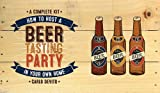 img - for How To Host a Beer Tasting Party In Your Own Home: A Complete Kit book / textbook / text book