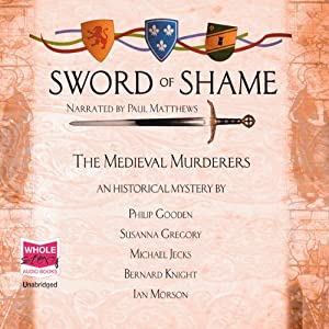 Sword of Shame Audiobook