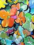 Nasturtiums by Weil, Emily - fine Art Print on PAPER : 24 x 32 Inches