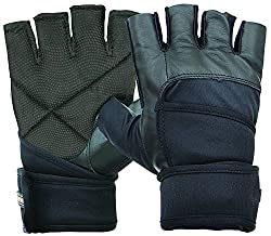 Nivia Pro Wrap Sports Gloves(Tight Fit Glove)