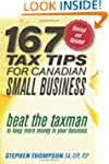 167 Tax Tips for Canadian Small Busin...