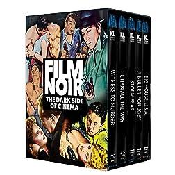 Film Noir: The Dark Side of Cinema [Blu-ray]