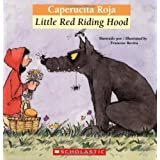 Libro Bilingual Tales: Caperucita Roja / Little Red Riding Hood español e ingles, pasta suave