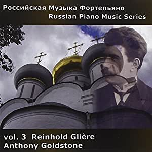 Russian Piano Music Series 3