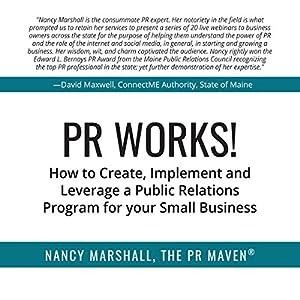 PR Works! Audiobook