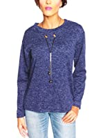 SO Cachemire & Knitwear Jersey Amber (Azul)