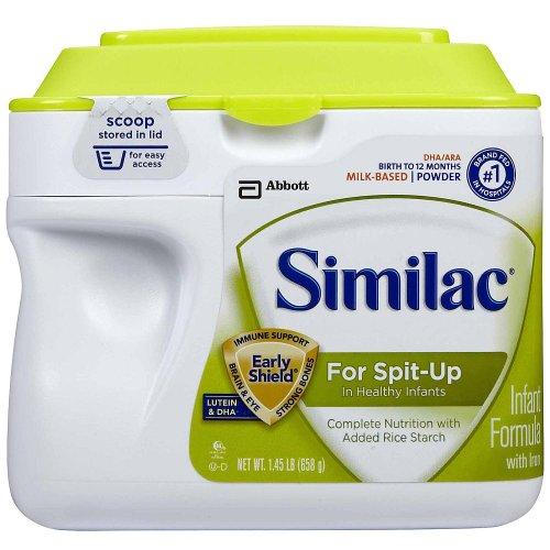 Similac For Spit-Up Powder 1.41 Lb/22.5Oz Simplepac - 1 Each