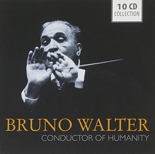 Conductor of Humanity: Mahler, Mozart, Beethoven (10CD)