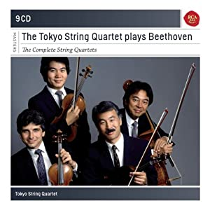 Beethoven: Complete String Quartets by Tokyo String Quartet Ludwig van Beethoven