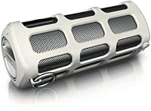 Philips ShoqBox SB7210/37 Bluetooth Wireless Speaker (White)