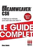 GUIDE COMPLET�DREAMWEAVER CS6