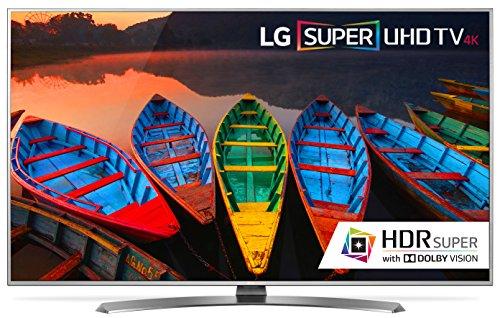 LG Electronics 55-Inch 4K Ultra HD Smart LED TV (2016 Model)