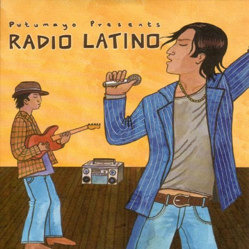 Putumayo Presents : Radio Latino