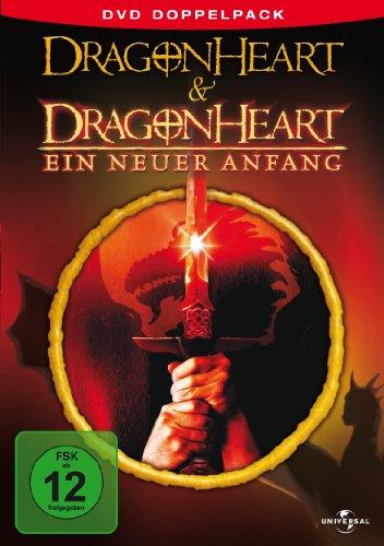 Dragonheart & Dragonheart - Ein neuer Anfang [2 DVDs]