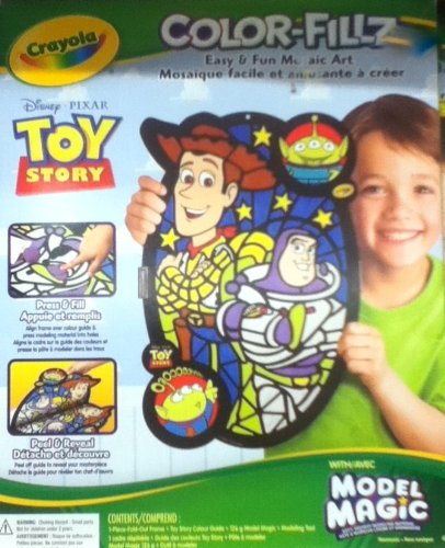Crayola Disney Toy Story Color - Fillz - 1