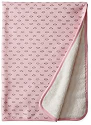 The Children's Place Baby-Girls Pink Cozy Blanket, Shell, One Size