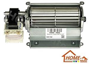 Home Mate Gfk21 Fk21 Blotsdv Replacement Fireplace Blower Fan Unit For Heatilator