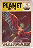 img - for Planet Stories 1955 Vol. 6 # 10 Spring: Mirage for Planet X / The Brain Sinner / Cage of a Thousand Wings / The Beast-Jewel of Mars / Hagerty's Enzymes / The Space Between book / textbook / text book