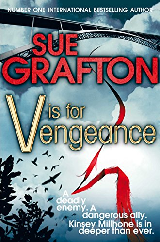 V is for Vengeance (Kinsey Millhone Alphabet series)