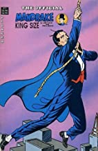 THE OFFICIAL MANDRAKE THE MAGICIAN KING SIZE…