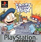 Rugrats In Paris - The Movie Platinum (PS1)
