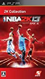 Take Two Interactive Software NBA 2K13 [2K Collection ������] [PSP]