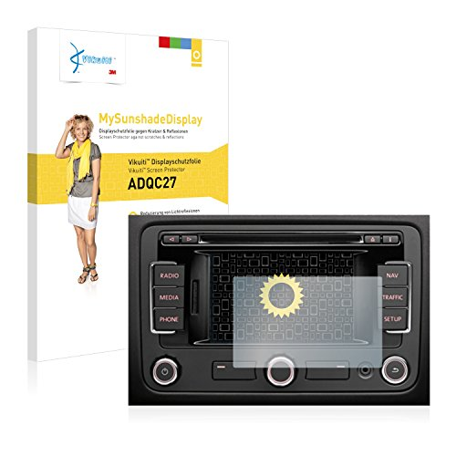 Vikuiti MySunshadeDisplay Displayschutzfolie ADQC27 von 3M passend für Volkswagen RNS-315 Navigationssystem