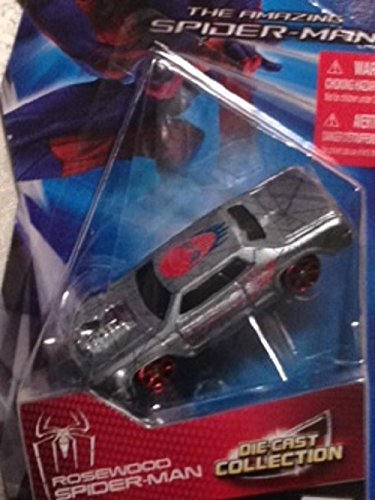 Spiderman Diecast Collection Darkbird Collector Car