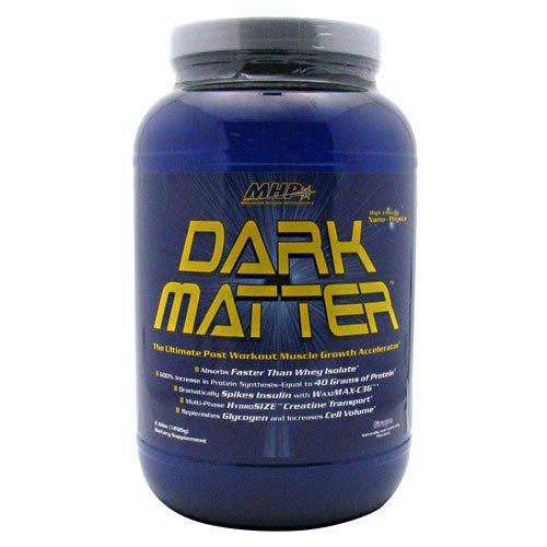 MHP Dark Matter Grape 2.64 lb Post Workout Formula