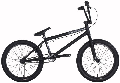 Haro 400.1 21In BMX Bike Matte Black 20