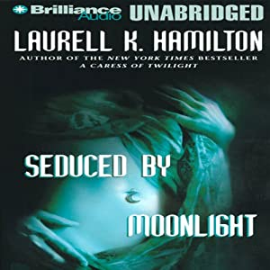 Seduced by Moonlight: Meredith Gentry, Book 3 | [Laurell K. Hamilton]