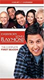 Everybody Loves Raymond - The Complete First Season [VHS]