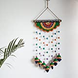 ExclusiveLane Terracotta Handpainted Decorative Hanging